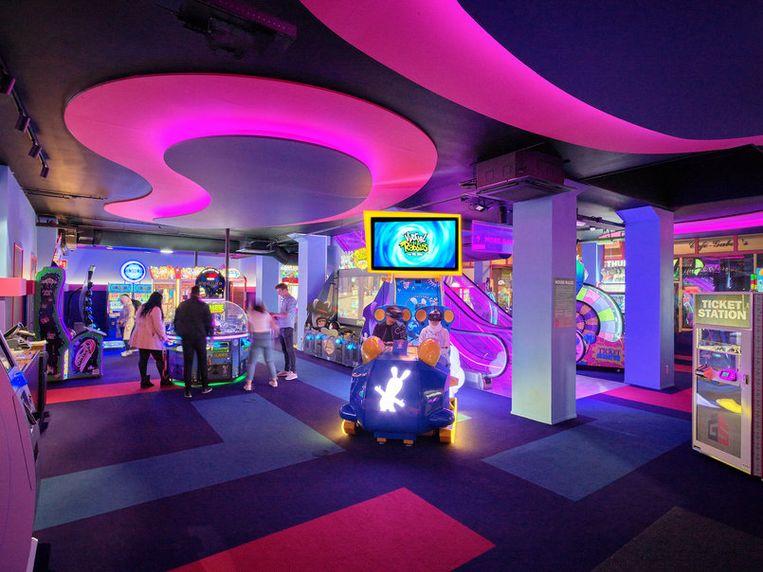 De grooste arcadehal van de Benelux vanaf volgende maand geopend in Amsterdam 3
