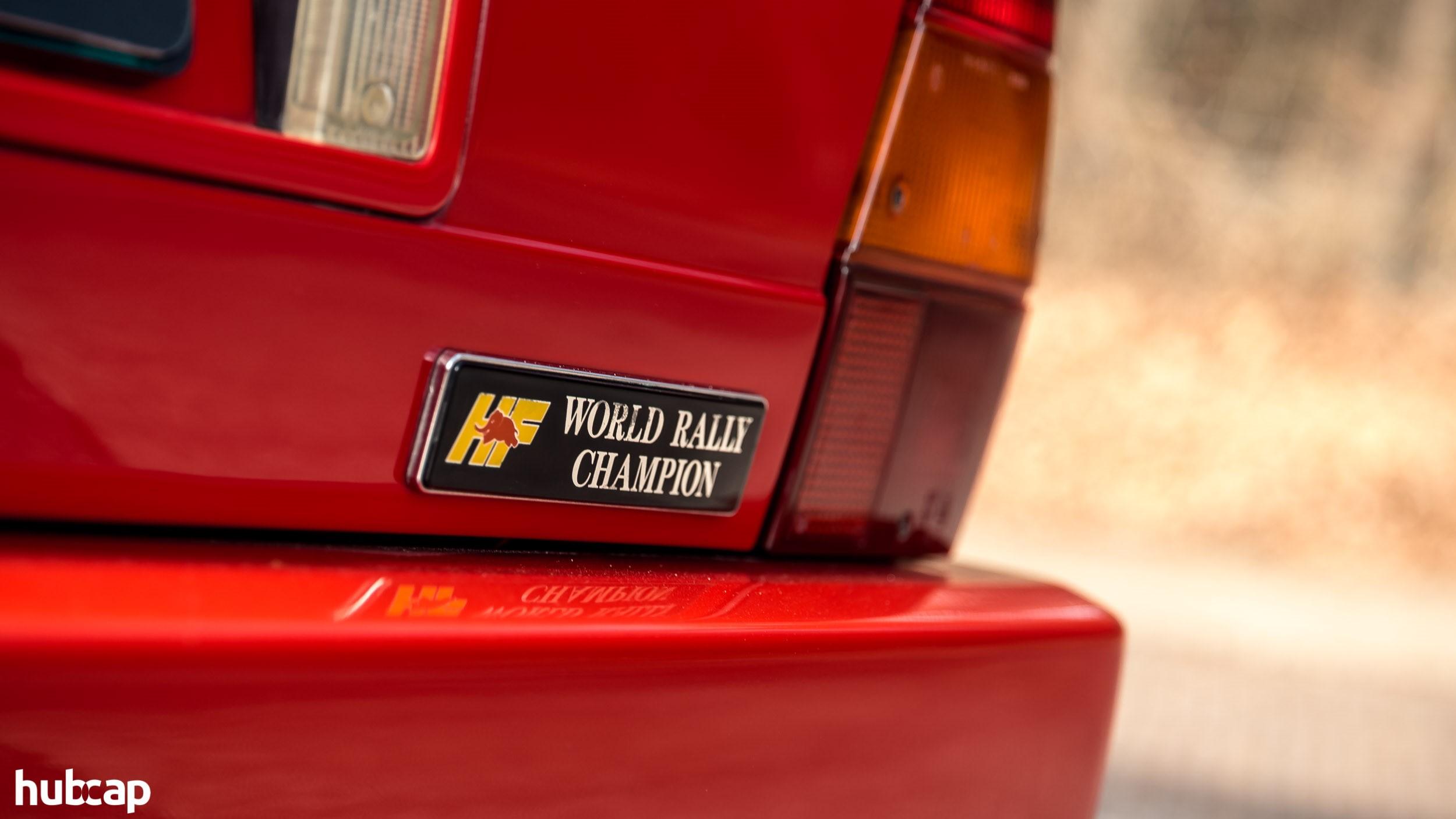 Lancia Delta HF Integrale Evo 1 de gezinsauto die een legendarische rallyauto werd 01