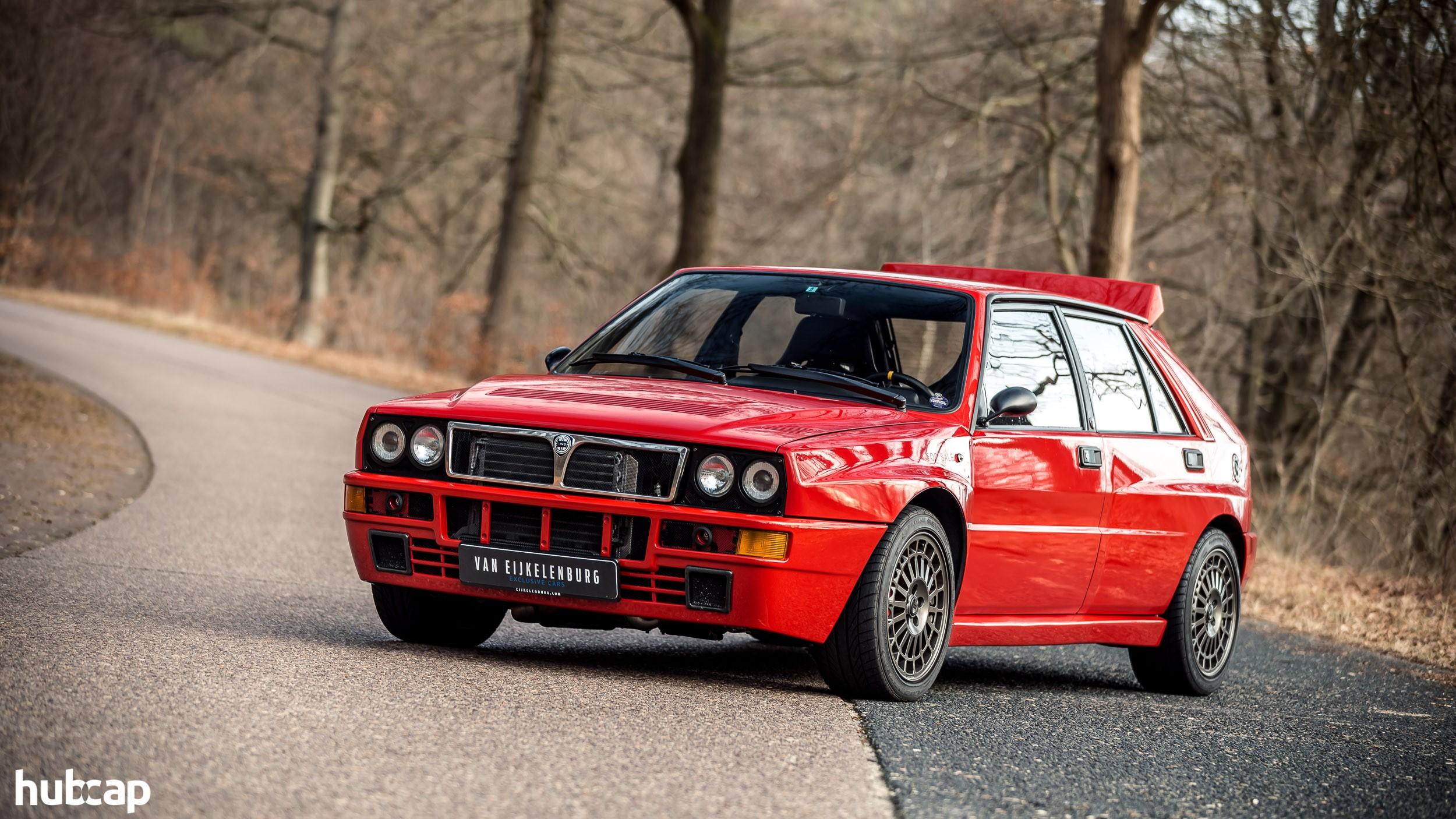 Lancia Delta HF Integrale Evo 1 de gezinsauto die een legendarische rallyauto werd 03