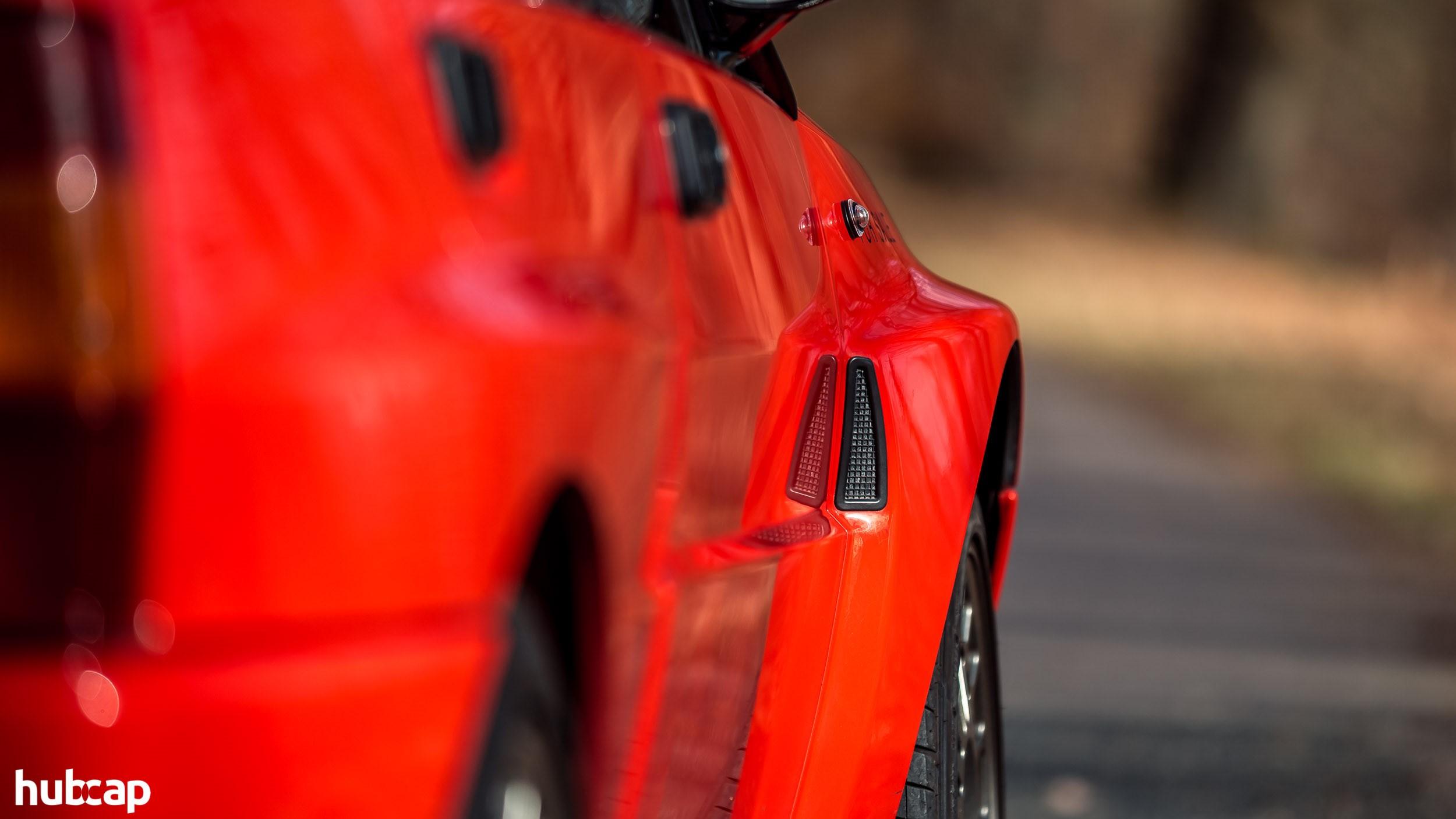 Lancia Delta HF Integrale Evo 1 de gezinsauto die een legendarische rallyauto werd 05
