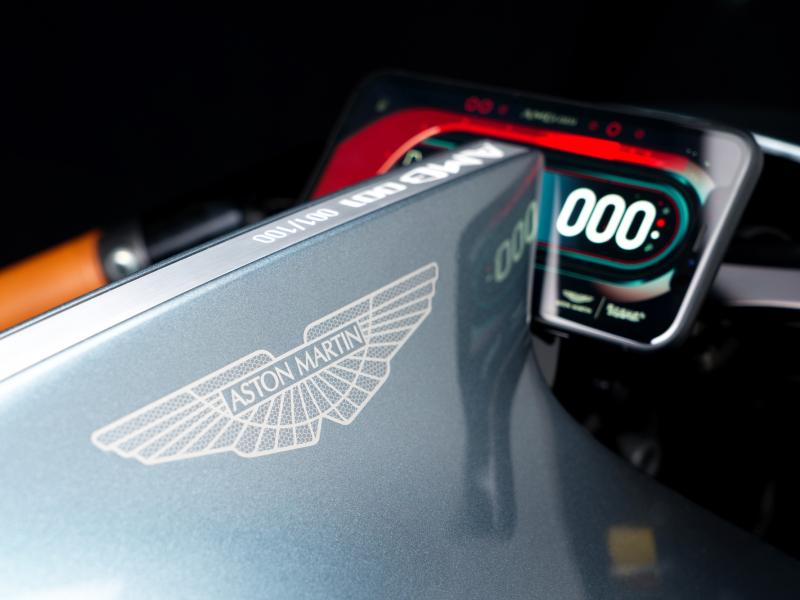 De eerste Aston Martin motor is officieel een feit 6