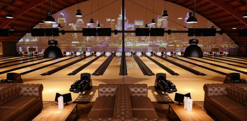 Luckys Bowling Nederland is de meest luxe bowling experience van Europa