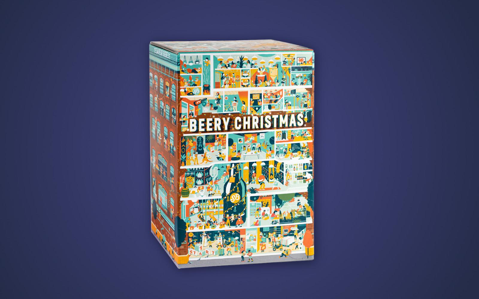 Met deze bier adventskalenders van 2019 pils je af tot de Kerst Beery Christmas
