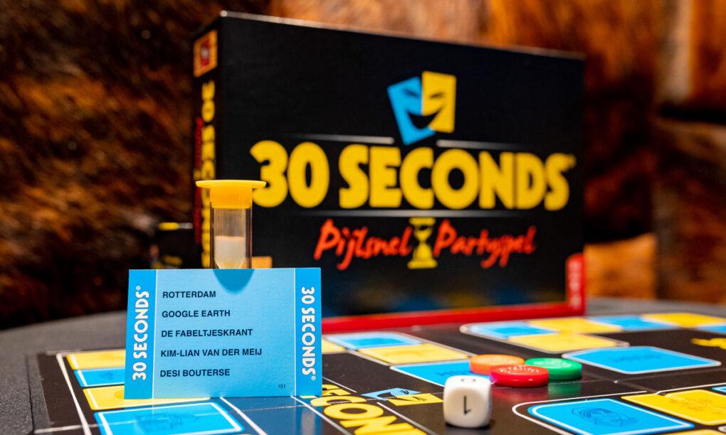 30 seconds nederlands kampioenschap