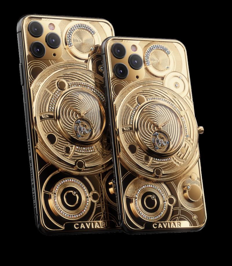 Goed jaar gehad Beloon dan jezelf met deze iPhone 11 Pro caviar van €95.0001