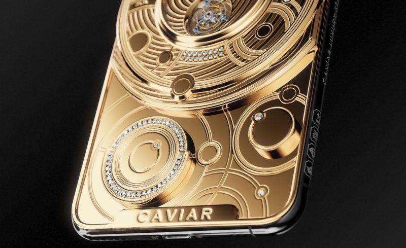 Goed jaar gehad Beloon dan jezelf met deze iPhone 11 Pro caviar van €95.0002