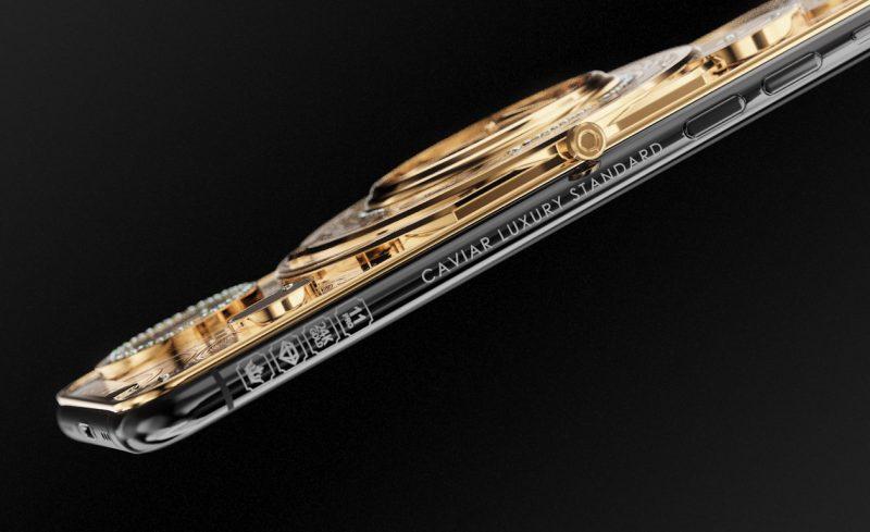 Goed jaar gehad Beloon dan jezelf met deze iPhone 11 Pro caviar van €95.0003