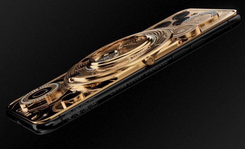 Goed jaar gehad Beloon dan jezelf met deze iPhone 11 Pro caviar van €95.0005