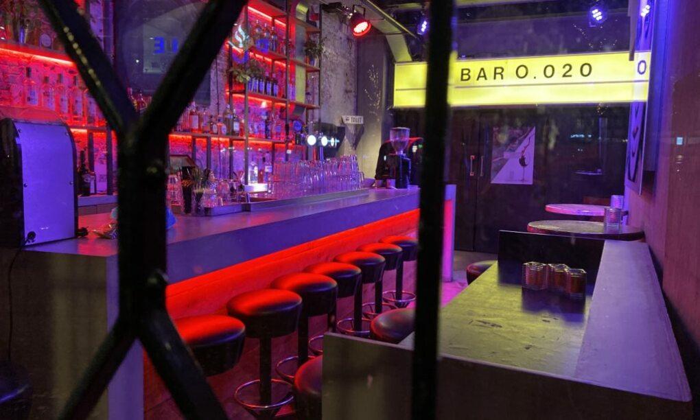 Vanaf morgen opent er een alcoholvrije bar in Amsterdam 1