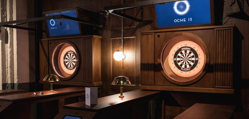 Deze week opent er een dartcafe met unieke technologische gamefuncties 1 1