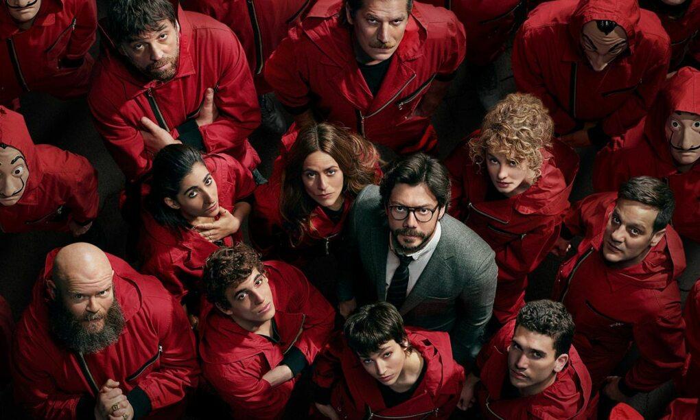 La Casa de Papel seizoen 4 is nu te zien op Netflix