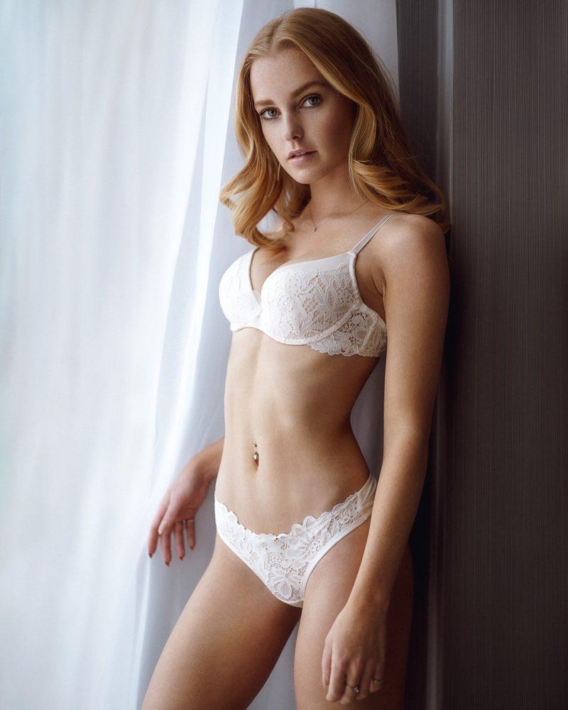 Model Svenja van den Boogaart Manly