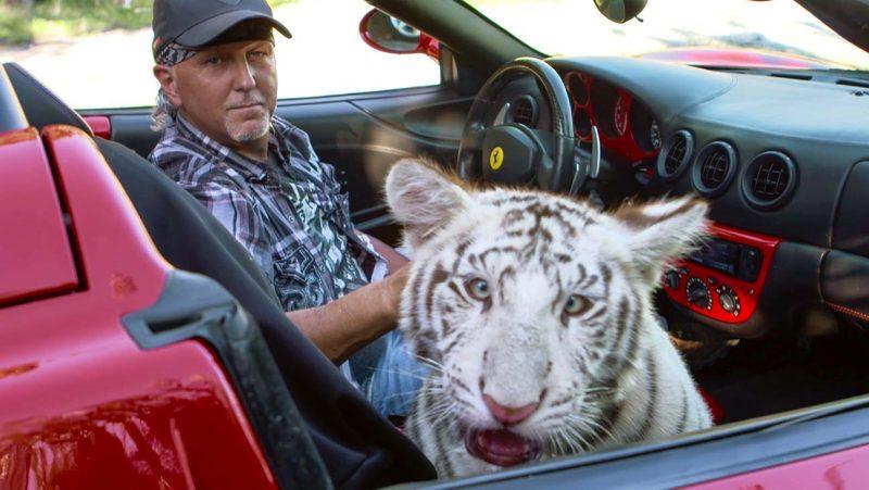 Netflix bevestigd nieuwe Tiger King aflevering over 2 dagen 3