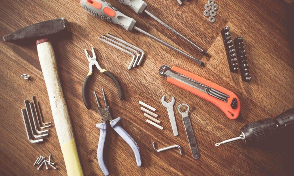 essentieel gereedschap voor elke man
