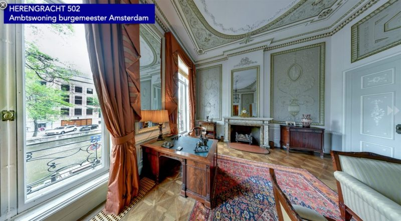 Neem in kijkje in de ambtswoning van Femke Halsema burgemesteer van Amsterdam3