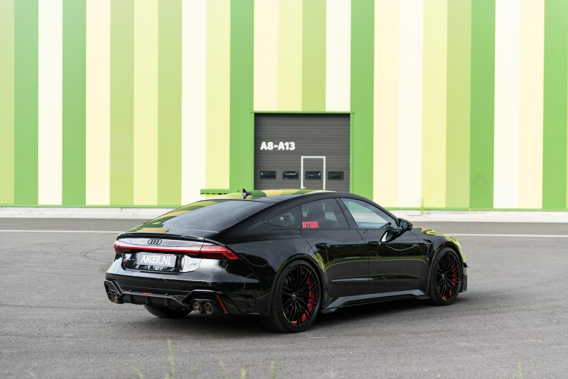 VD Akker komt met eerste Audi RS7 R ABT Sportsline4