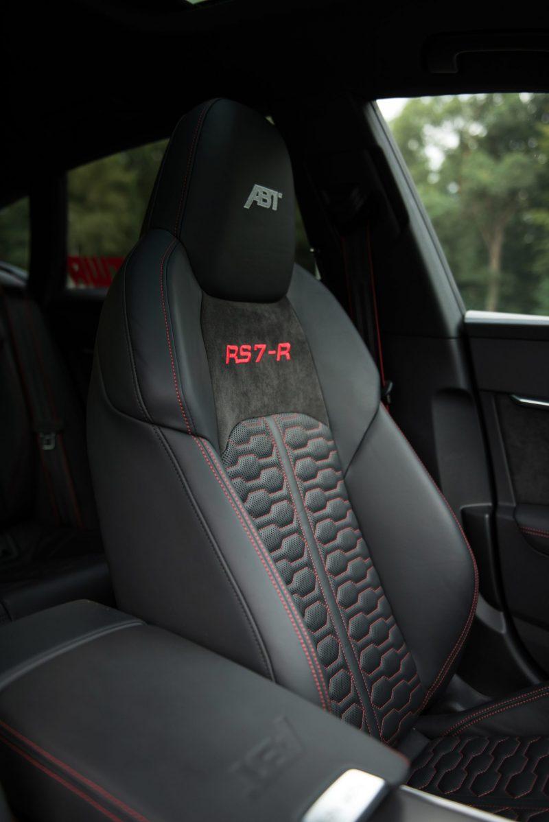 VD Akker komt met eerste Audi RS7 R ABT Sportsline5