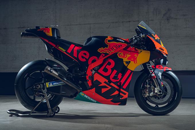 Deze Red Bull MotoGP motoren zijn nu in de aanbieding