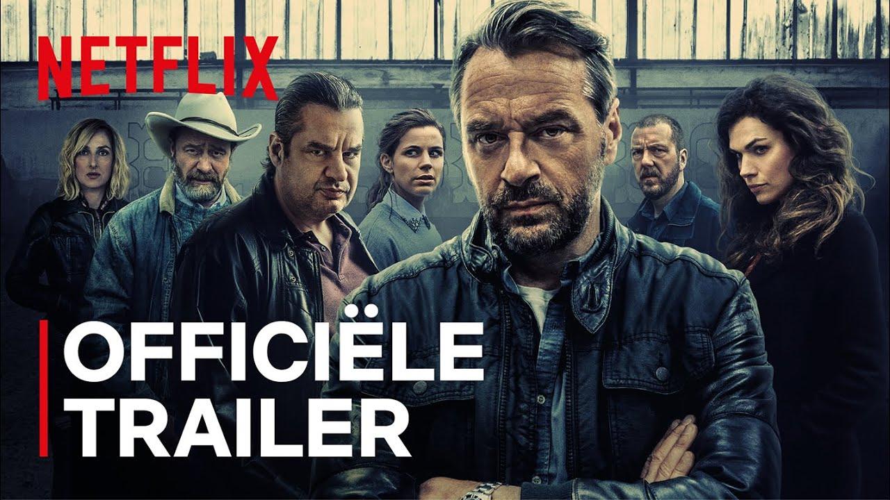 Netflix dropt brute Undercover Seizoen 2 trailer