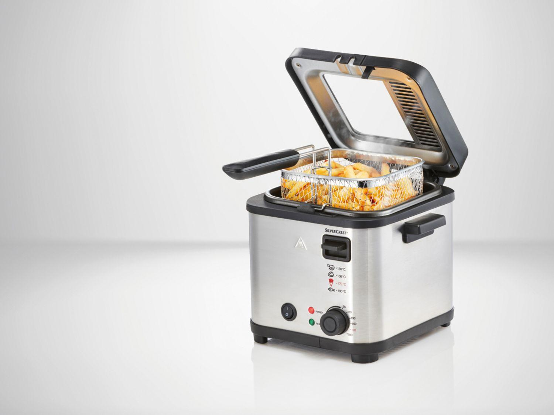 Mini frituurpan Lidl 2
