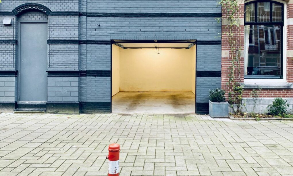 Funda Amsterdam garage