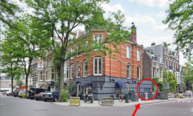 Funda Amsterdam garage miljoen