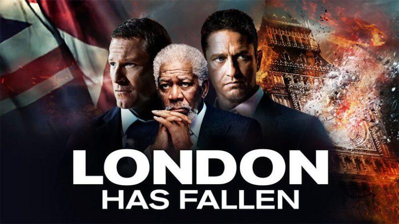 London has fallen videoland