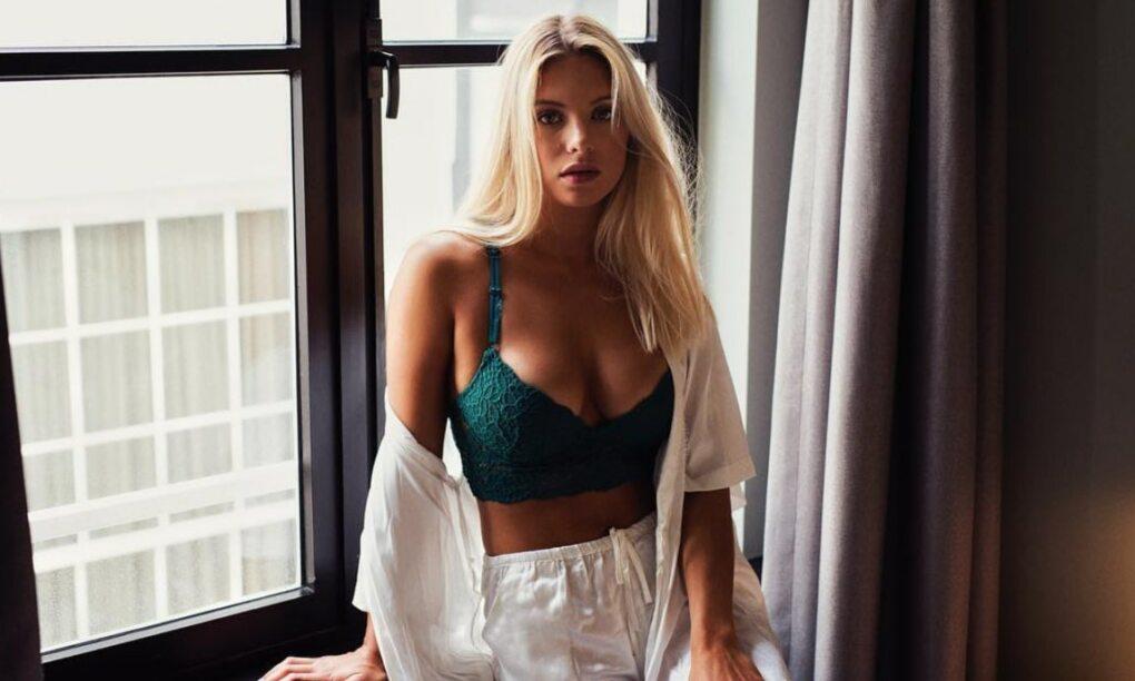 Amber Delil Mooiste vrouwen.