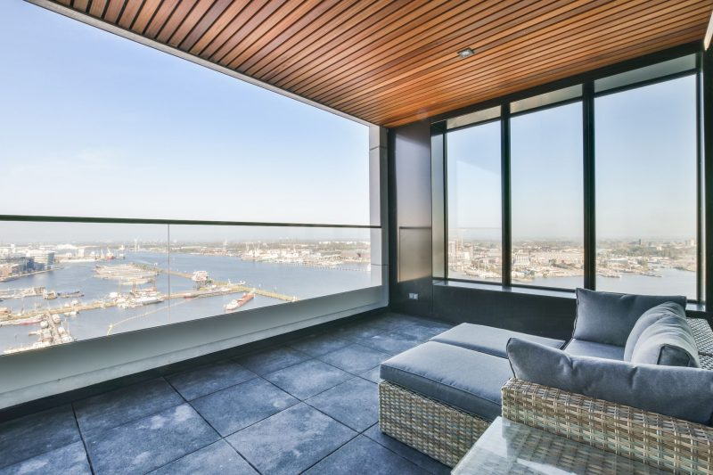 Mooiste huizen op Funda: luxe appartement met uitzicht op Amsterdam