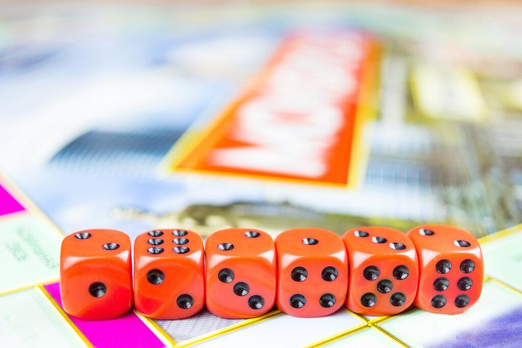 Monopoly valsspelen