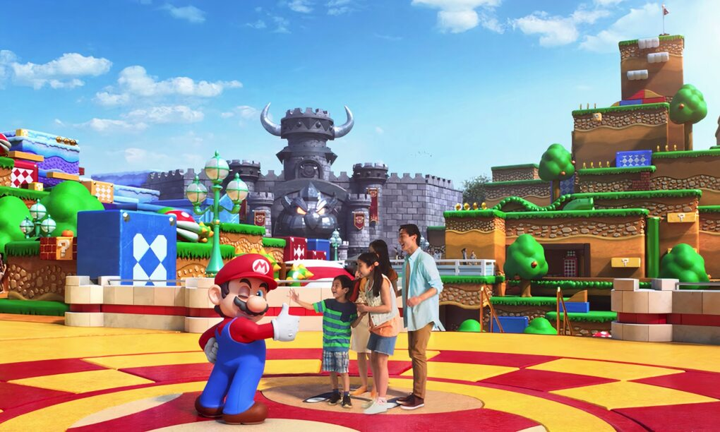 In februari 2021 gaat Super Nintendo World eindelijk open
