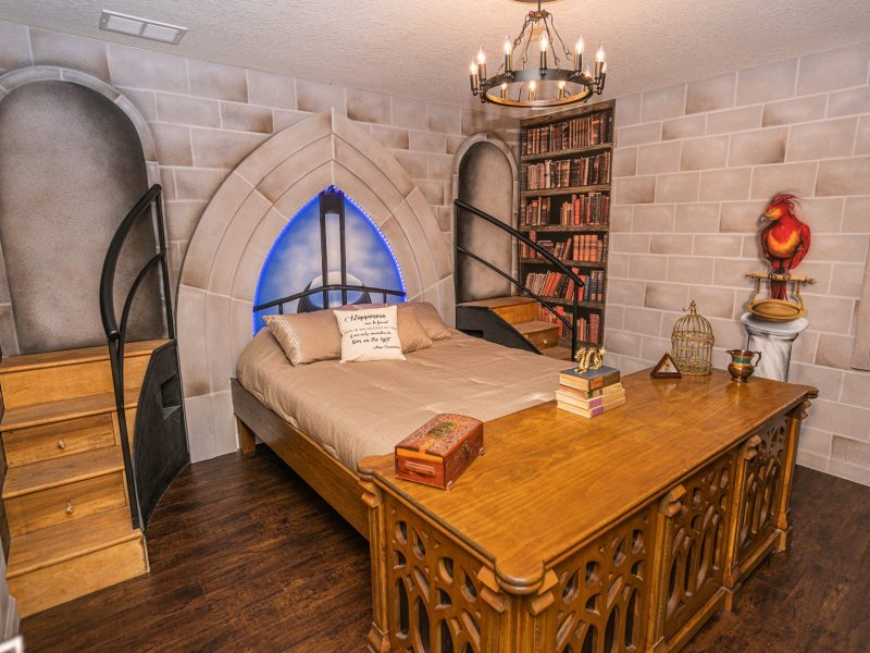 Airbnb Harry Potter Zweinstein