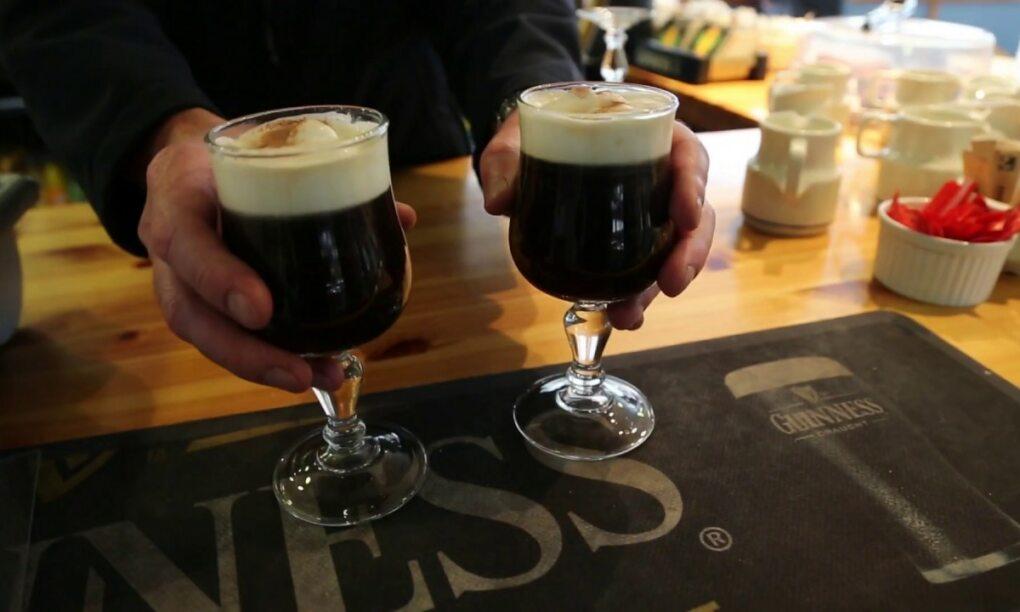 Irish, coffee