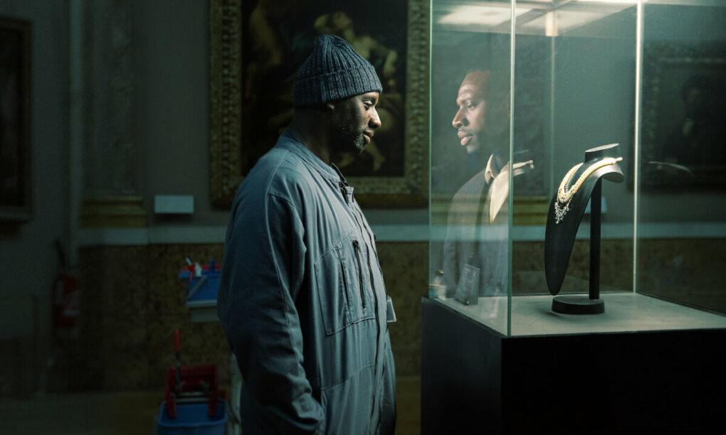 Netflix Lupin, Lupin Trailer, Omar Sy