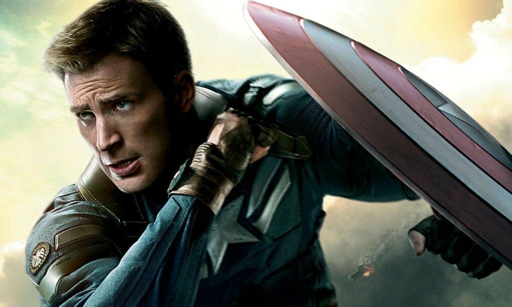 Chris Evans, Captain America, Marvel