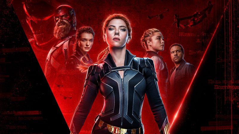 Beste Films 2021, Black Widow