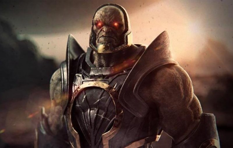 Justice League, Darkseid, HBO Max