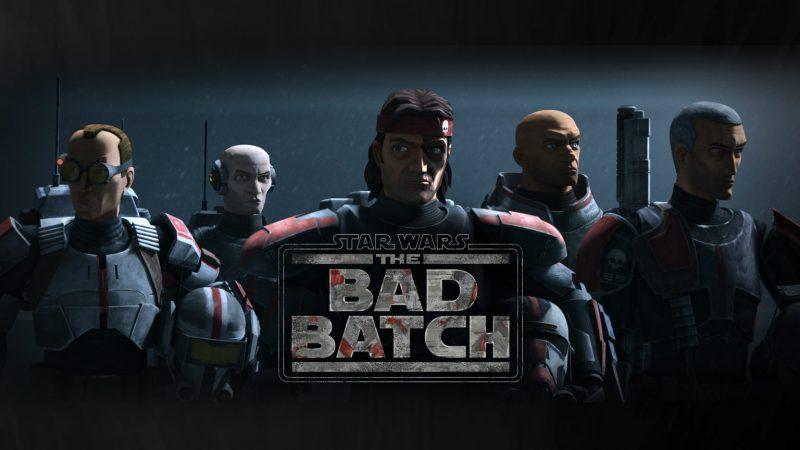 Loki, Star Wars The Bad Batch, Disney+
