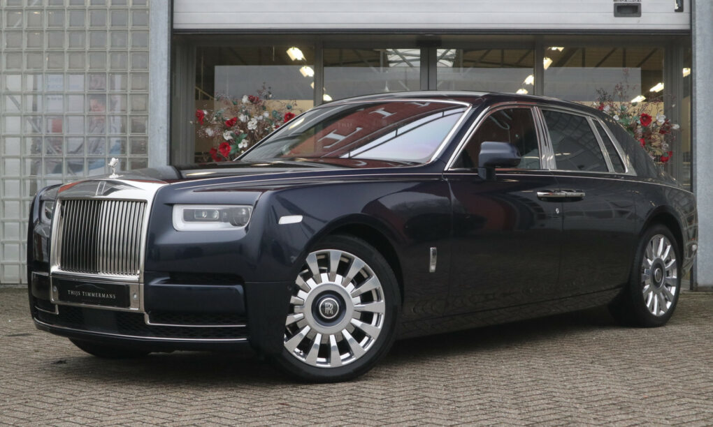 Peter Gillis van Massa is Kassa verkoopt zijn dikke Rolls-Royce Phantom