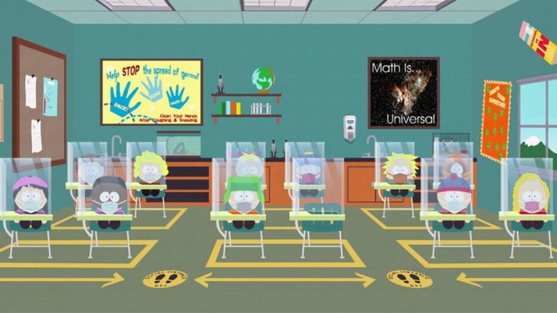 South Park, South ParQ The Vaccination Special