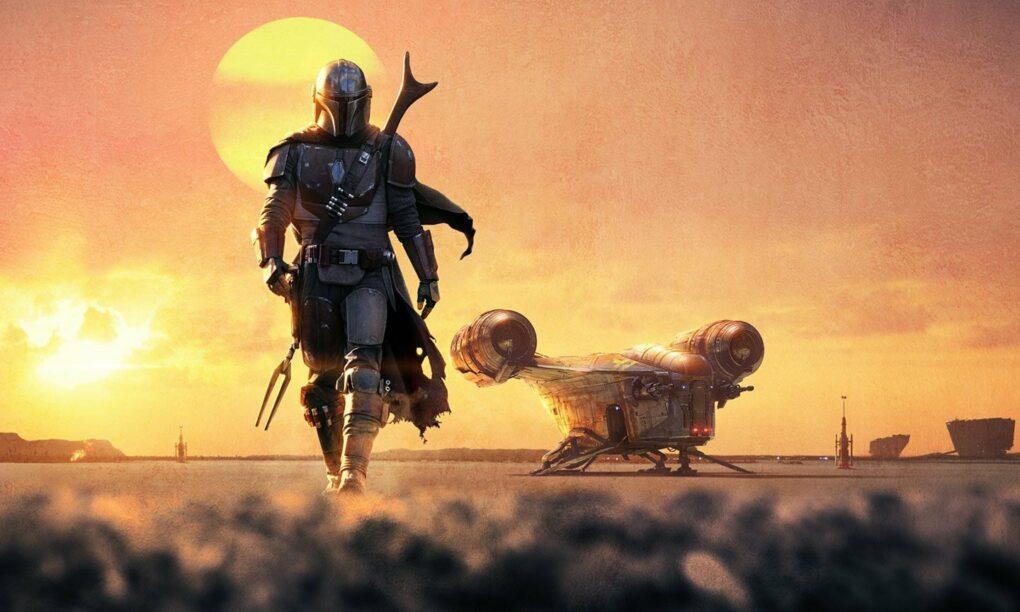 The Mandalorian, Disney+, Star Wars