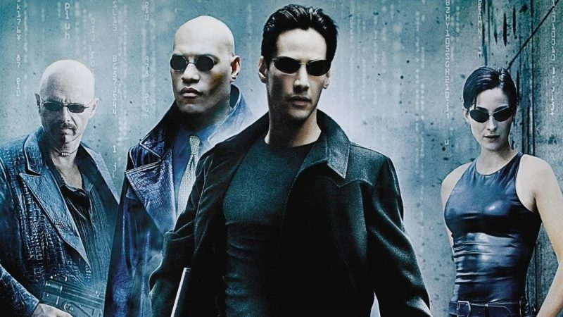 Beste Films 2021, The Matrix 4
