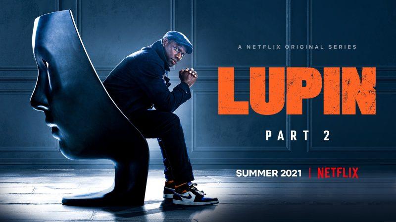 Lupin Deel 2, Netflix