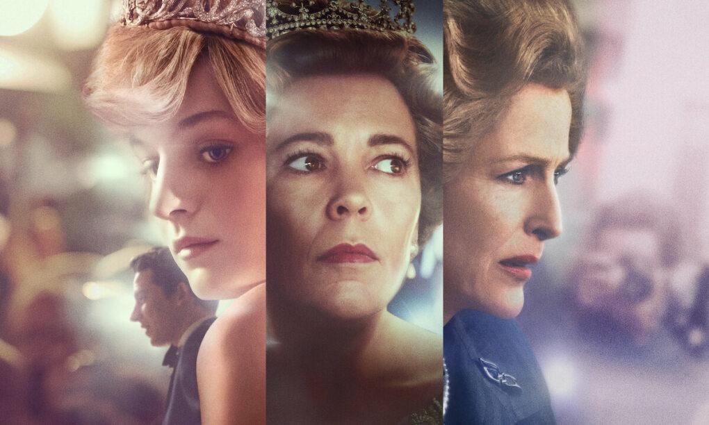 The Crown, Golden Globe, Netflix