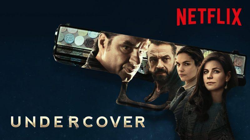 Undercover Seizoen 3, Netflix