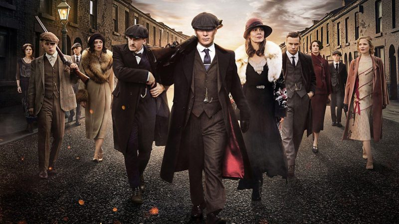 Peaky Blinders seizoen 6, Netflix
