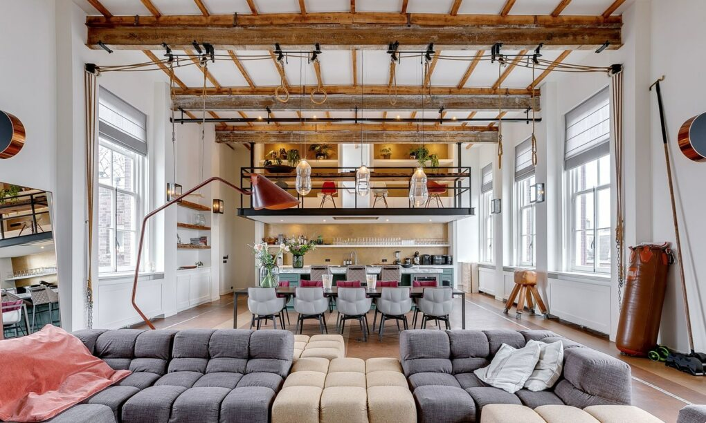 design appartement funda amsterdam 1