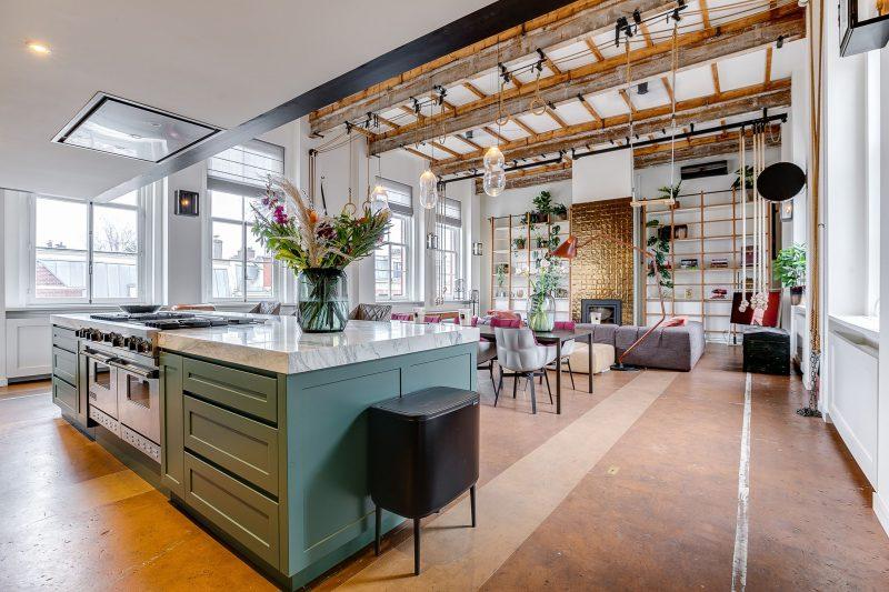 design appartement, funda, amsterdam