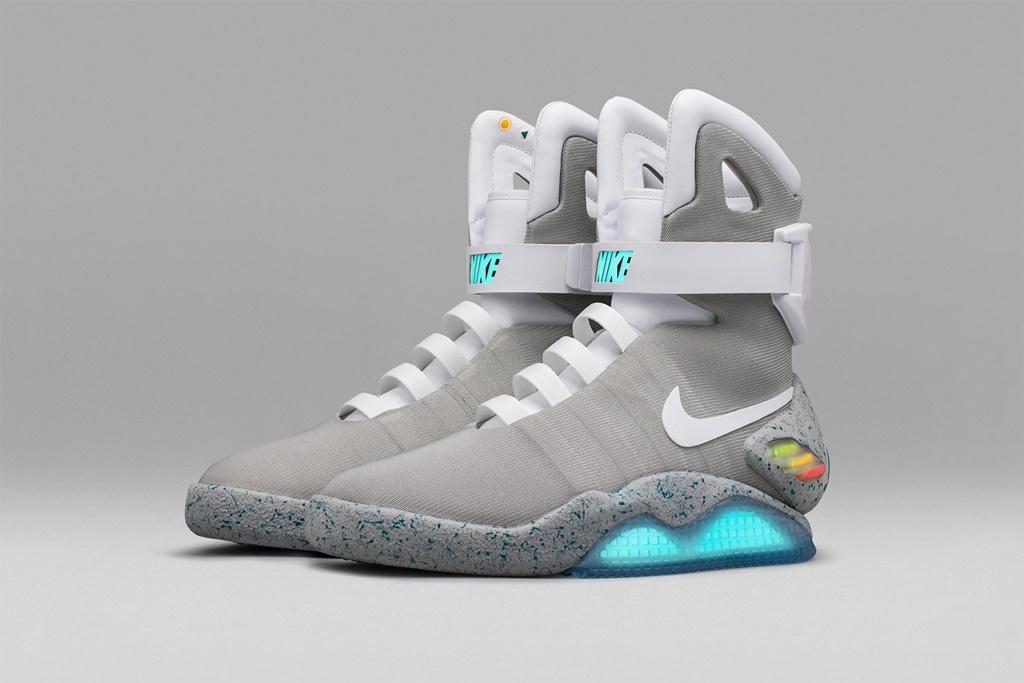 Nike MAG, duurste, sneakers, stockX