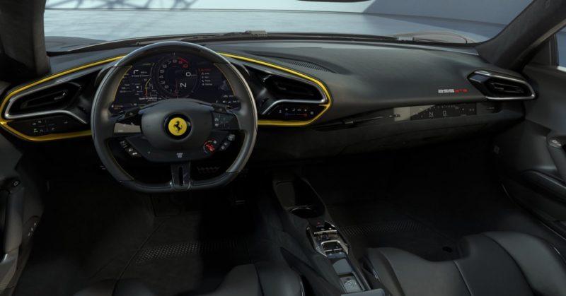 Ferrari 296 GTB, nieuw